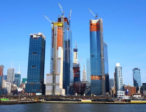 Workers' Comp Coverage Concerns for Concrete Producer at 50 Hudson Yards